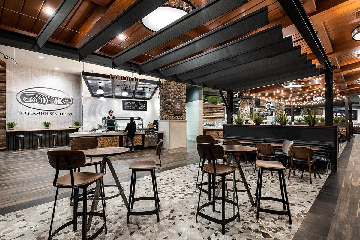 The Salish Kitchen Food Hall & Refreshments - Clearwater ...